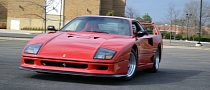 Ferrari F40 Replica Based on Pontiac Fiero [Photo Gallery]