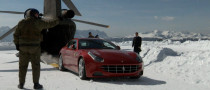 Ferrari FF Air Lift: This Is So James Bond! [Video]