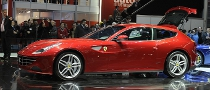 Ferrari FF and Lamborghini Aventador Sold Out for 2011