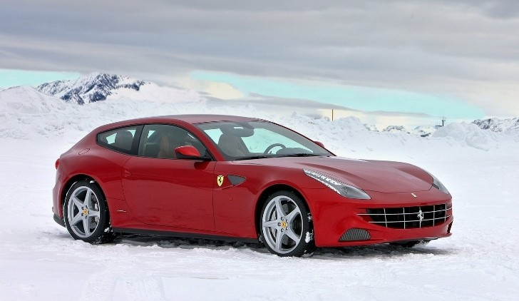 Car Apr Calculator >> Ferrari FF Coupe Close to Production - autoevolution