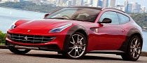Ferrari FF Crossover Rendered [Silly]