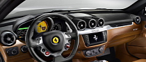 Ferrari FF Getting Apple Kit