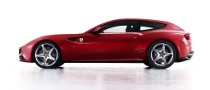 Ferrari FF GT Sports Car Unveiled Ahead of Geneva