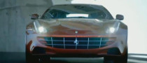 Ferrari FF New Details Revealed During World Premiere