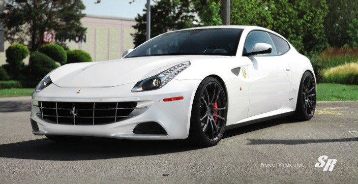 Ferrari FF on PUR Wheels [Photo Gallery]