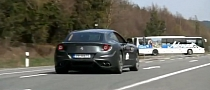 Ferrari FF Plays with Other Supercars [Video]