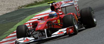 Ferrari Fined $20,000 for Alonso's Pitlane Incident