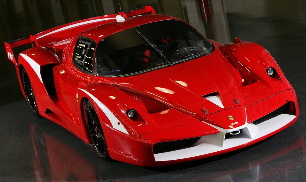 Ferrari Fxx Evoluzione To Lead Benny Caiola Supercar Auction