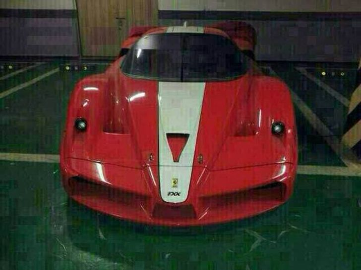 Ferrari Fxx Racecar For Sale At Speculative Price Autoevolution