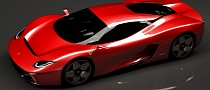 Ferrari GTE Digital Concept Is the Enzo Successor [Photo Gallery]