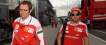 Ferrari Identifies Massa's Problems