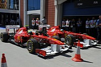 Ferrari are already focusing on the 2012 car