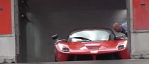 Ferrari LaFerrari Visits the Carwash [Video]