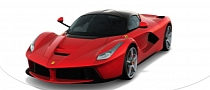 Ferrari Launches LaFerrari Visualizer, Announces More Than 1,000 Requests