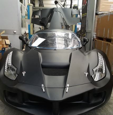 Is This The Ferrari Le Mans Prototype Looks Based On Laferrari Autoevolution