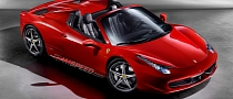 Ferrari Leaks: New 458 Spider Revealed by the Power of the Internet
