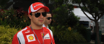 Ferrari Not Panicking - Massa