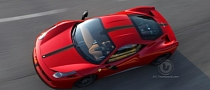 Ferrari Offensive Rumors: 458 Scuderia, California Facelift, 599 and Enzo Successors
