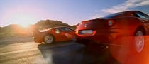 Ferrari Pits 599 GTB Against F40 [Video]