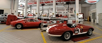 Ferrari Pondering Classic Car Workshop in the US