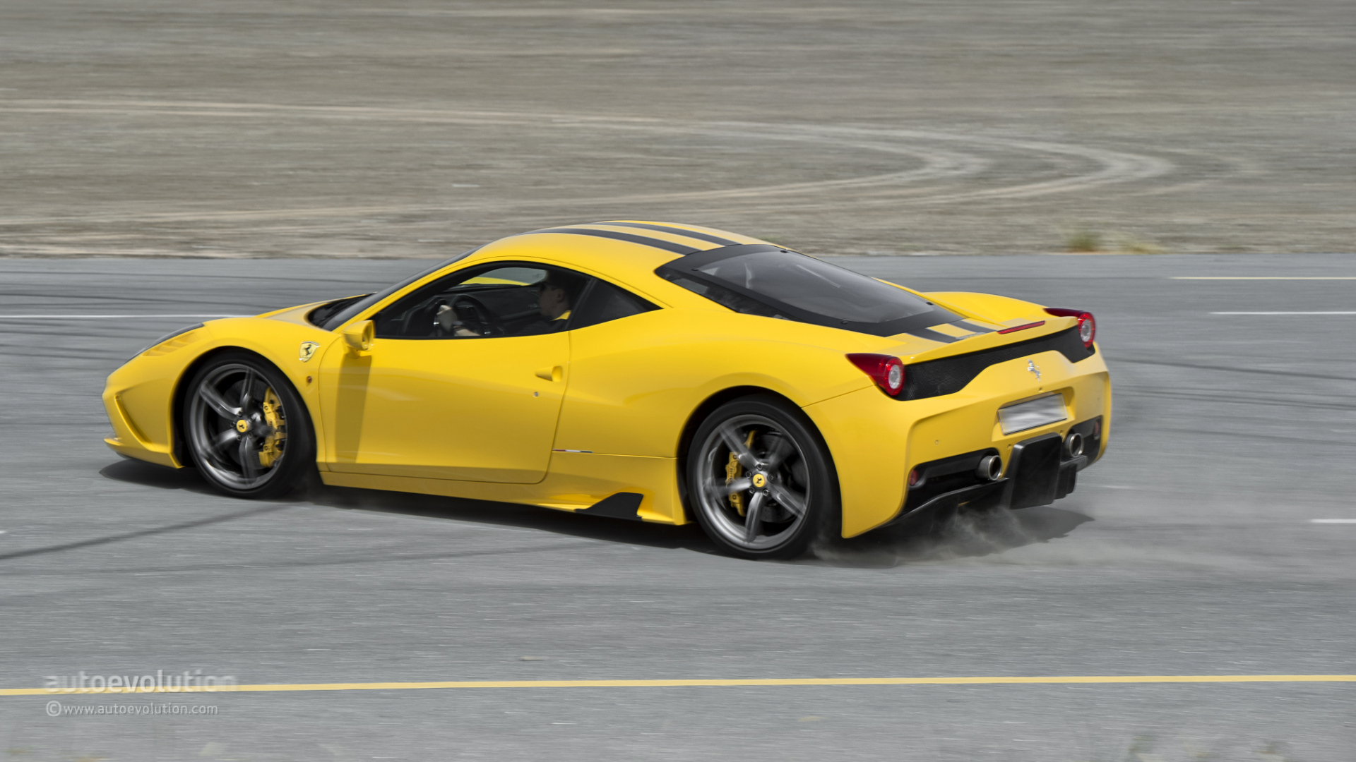 Ferrari Recall 458 Italia Isn T The Best Car To Kidnap