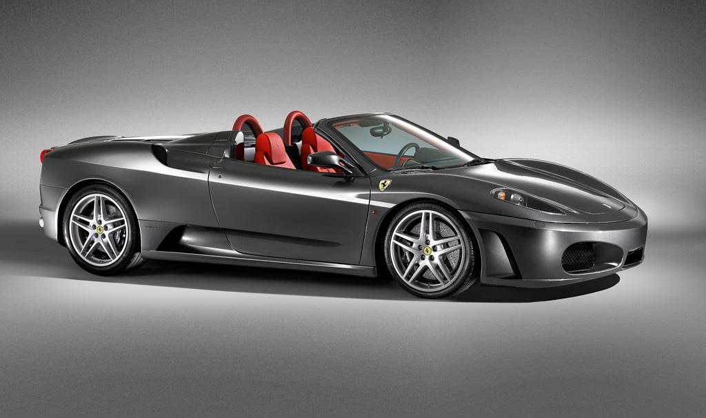 Ferrari RECALLS 1,950 F430 Spiders - autoevolution