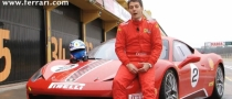 Ferrari Releases 458 Challenge Test Video