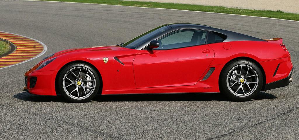 Ferrari Releases New 599 Gto Pictures Autoevolution