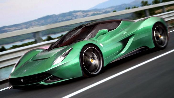 Ferrari Revealing Enzo Successor At Detroit Motor Show