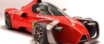 The Zobin, an Appealing Concept from Ferrari's Number One Fan