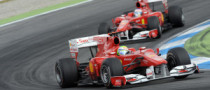 Ferrari Salutes Team Orders Ban Scrap in F1