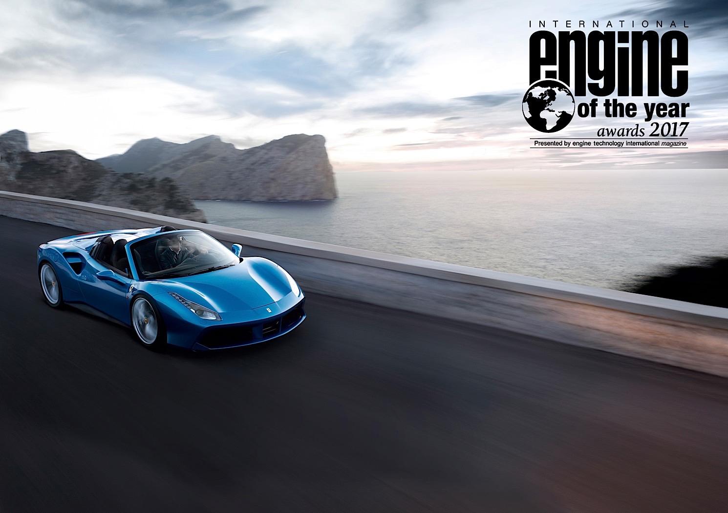 Ferrari bags 2017 International Engine of the Year award