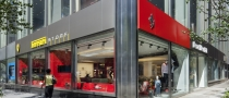 Ferrari Store Opens in Manhattan