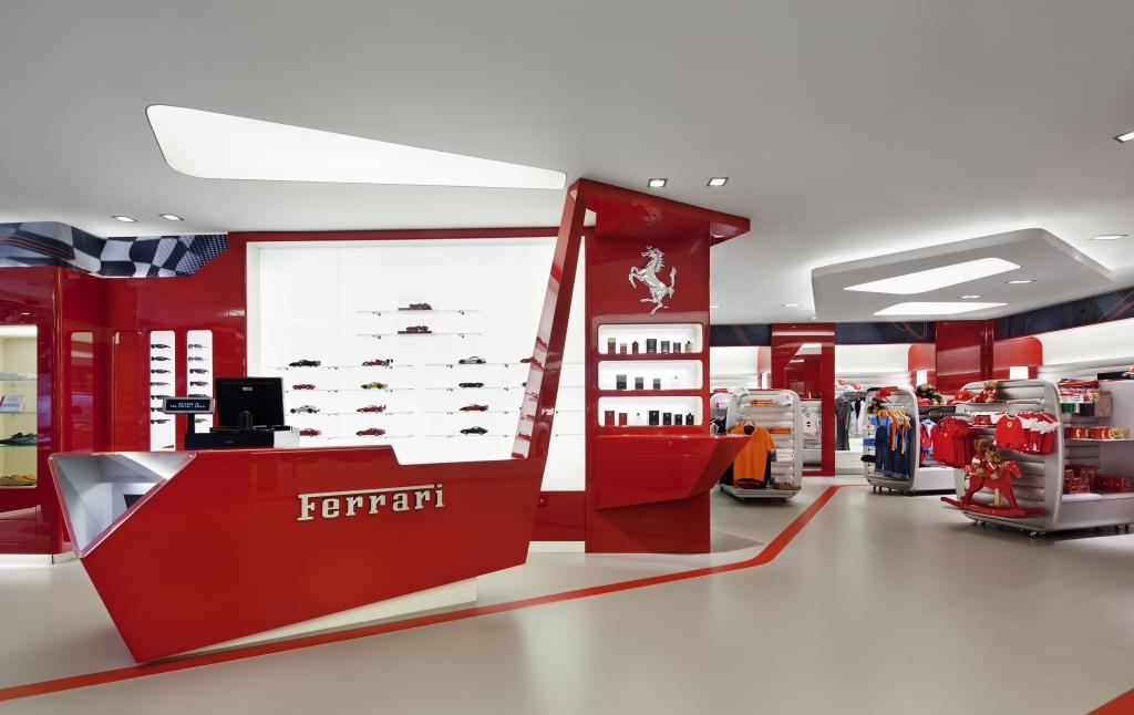 Ferrari Store Opens in Manhattan - autoevolution