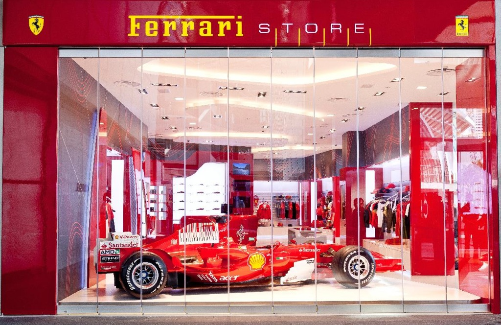Ferrari Store Opens in Singapore - autoevolution 2eafd79ee0