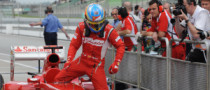 Ferrari Support Alonso's Attacking Style in Malaysia