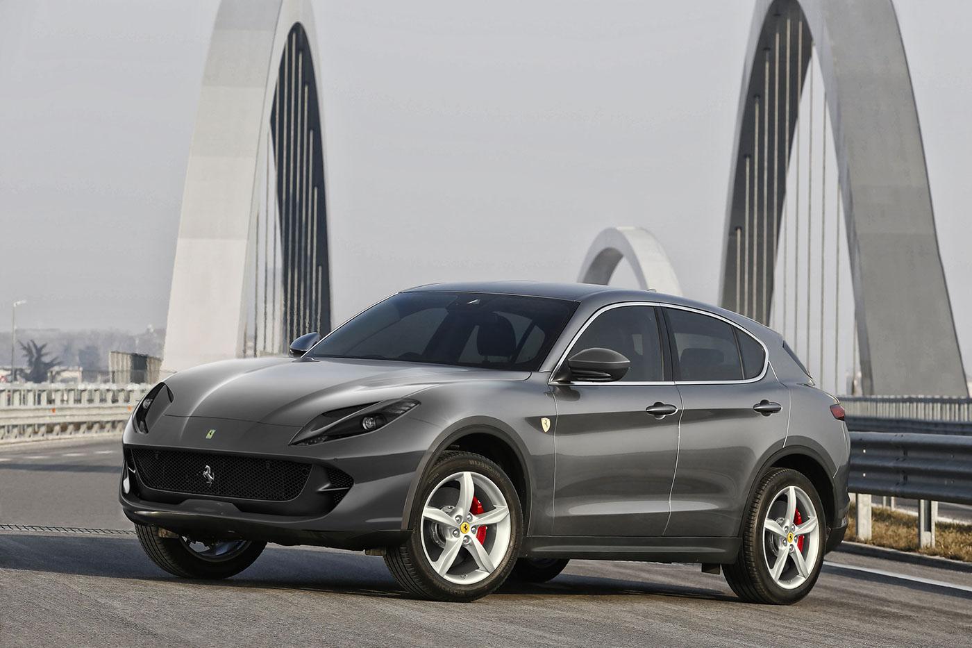 Ferrari will build an electric supercar to take on Tesla