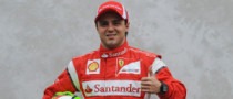 Ferrari Team Sends Massa Greetings for 30th Birthday
