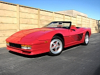 ferrari testarossa replica for sale on ebay. Black Bedroom Furniture Sets. Home Design Ideas