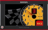 Ferrari GPS is showing your the right way to go