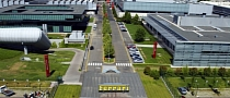 Ferrari to Build New F1 Plant in Maranello