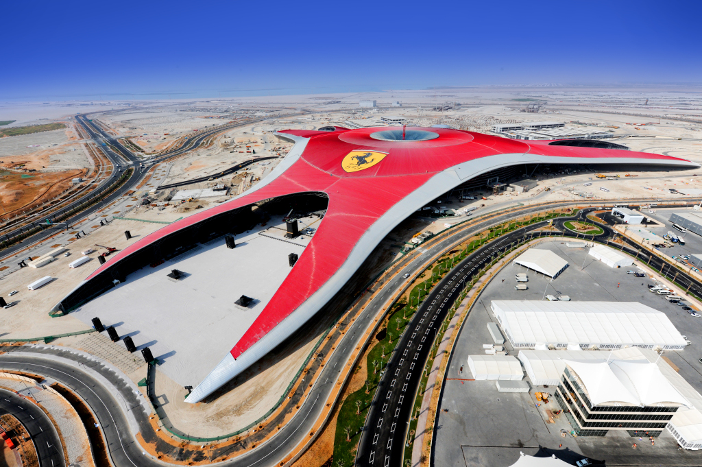 ferrari to build new theme park in valencia autoevolution