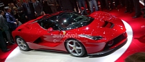 Ferrari to Develop New Hybrids