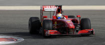 Ferrari Tops Last Day of Testing in Bahrain