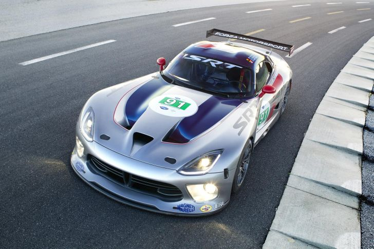 Ferrari Upseting SRT Viper ACR Coming in 2014