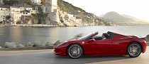Ferrari V8 Takes Performance Engine of the Year Award