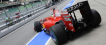 Ferrari Will Not Use KERS in China