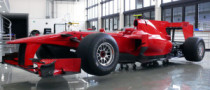 Ferrari, Williams Used Toyota Wind Tunnel