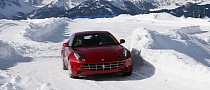 Ferrari Winter Driving Corse in Aspen Priced at $11,399