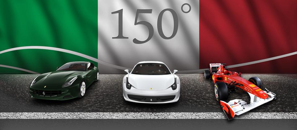Ferrari Wishes Italy Happy Birthday Autoevolution